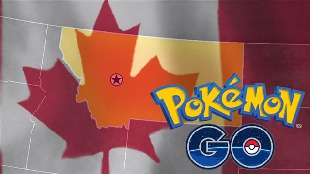 Pokémon Go players on the hunt illegally cross Canada-US border