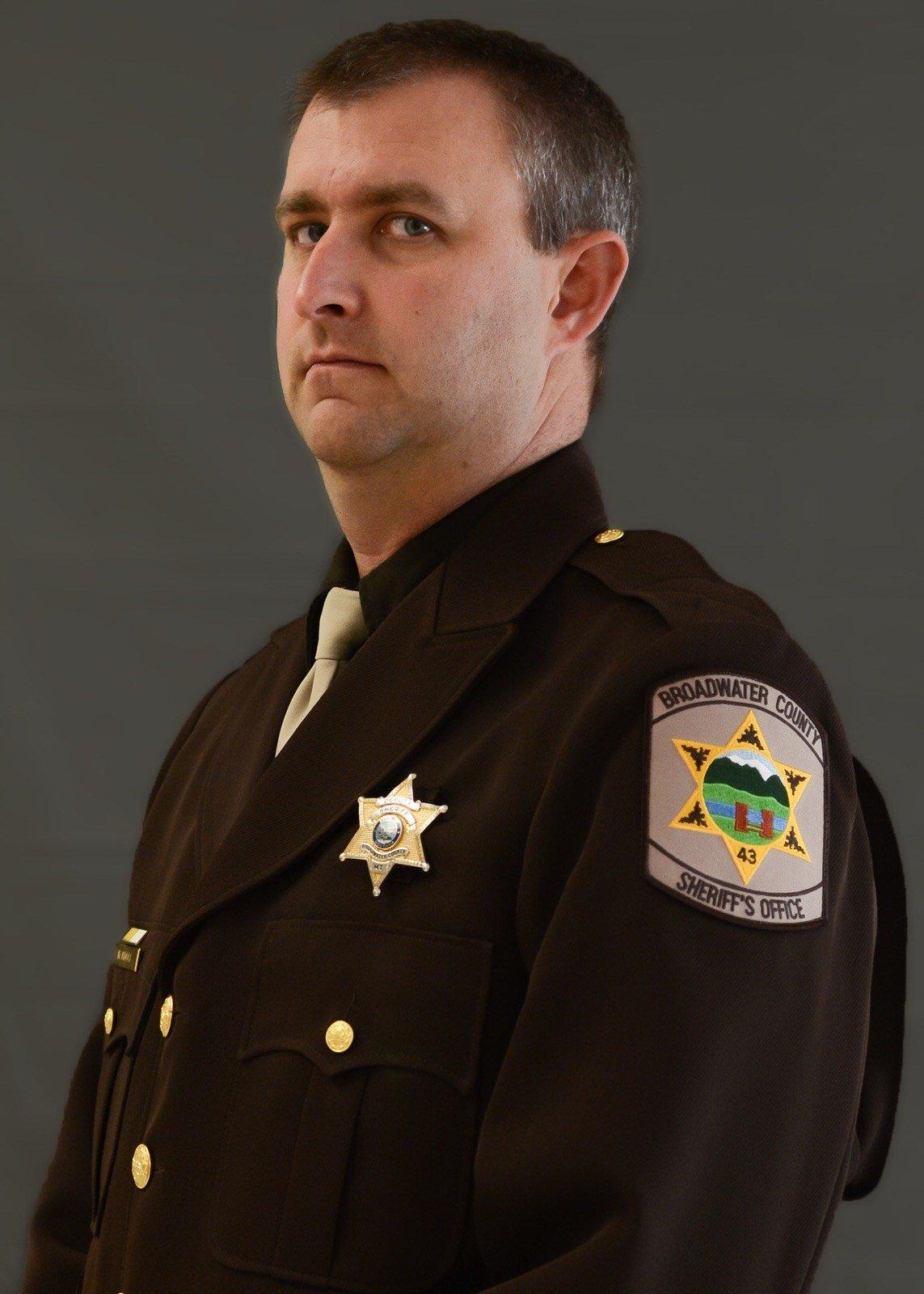 Deputy Mason Moore was a father of three children.