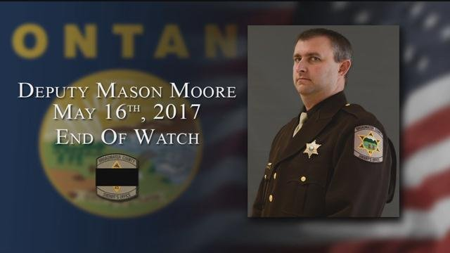 Hundreds honor Montana sheriff deputy killed in line of duty