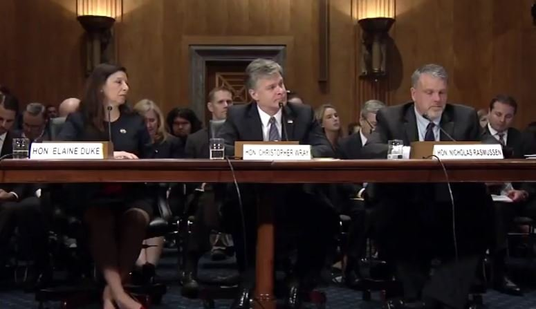 Wray pictured center