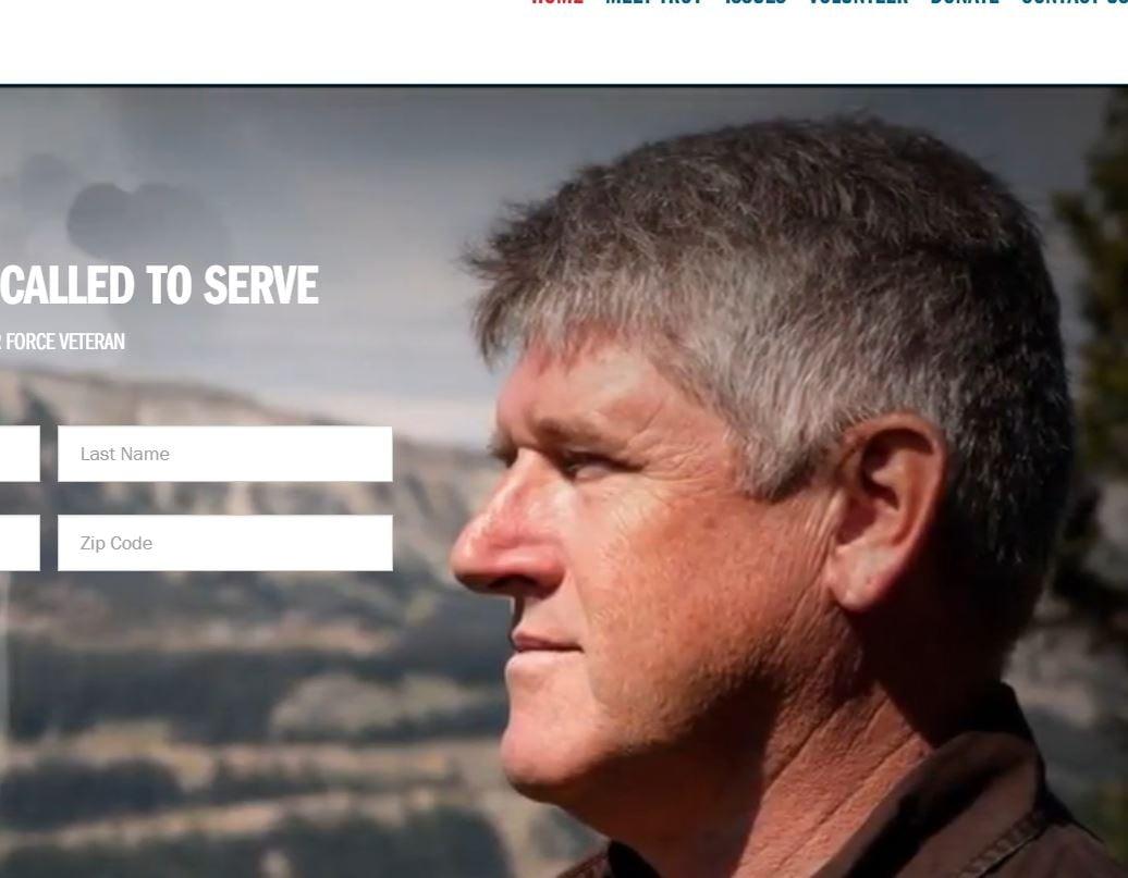 Screenshot from troydowning.com