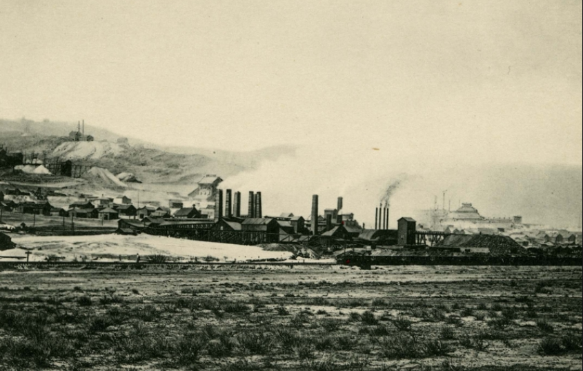 Historic Butte photo