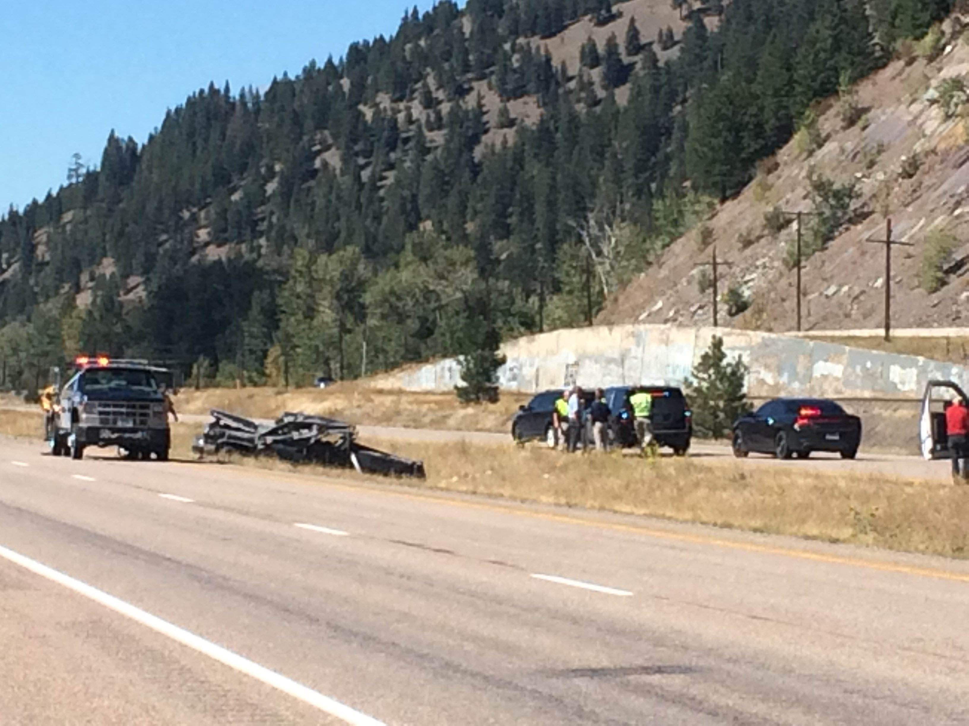 Montana missoula county clinton - Missoula County Sheriff S Department Confirms A Fatal Car Crash On I 90 Has Left At Least One Deceased This Coming Only One Day After A Crash In The Same