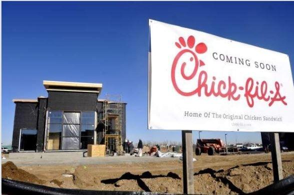 Chick fil a spokane