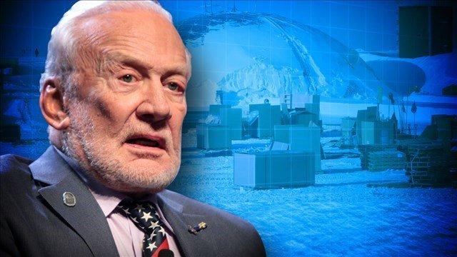 a study of aldrin A glance at some of the world's most-read news websites will have left many readers under the impression buzz aldrin had confirmed he saw an alien craft but he has almost certainly not.