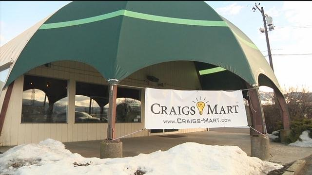 Craigs Mart brings new business model to Missoula - ABC ...