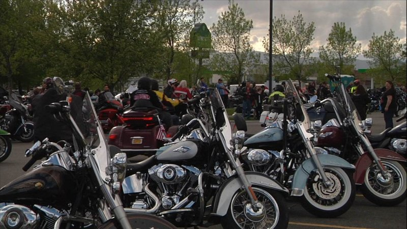 Kyle Petty Leading 200 Bikers Across Montana For Charity