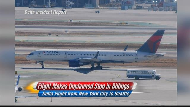 delta flight makes emergency bathroom stop in montana kulr8com news weather sports in billings montana