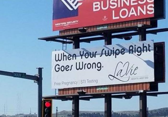 STD billboard sparks discussion in Billings