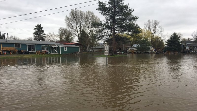 Dangerous flooding prompts evacuation ORDER in Missoula ...