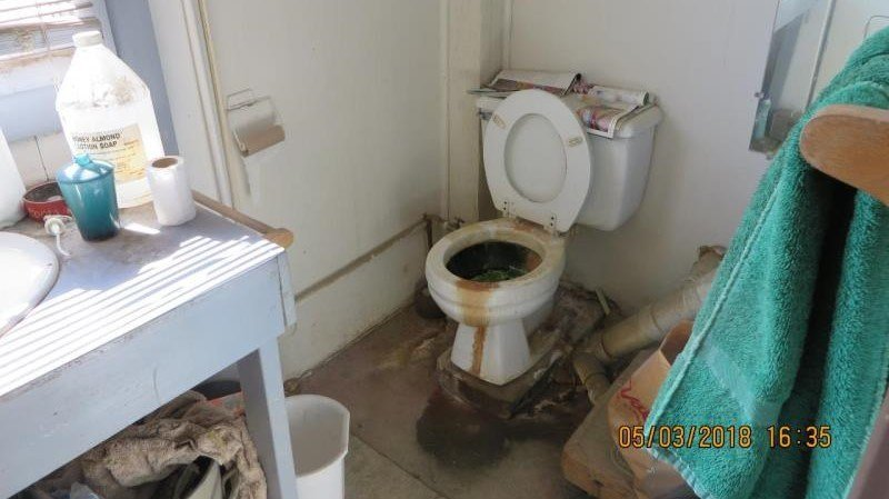 Flushing acid down the toilet: lab cleanup forces US 287 shutdow ...
