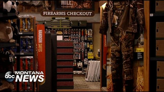 First look inside kalispell 39 s cabela 39 s abc fox montana for Cabela s kalispell