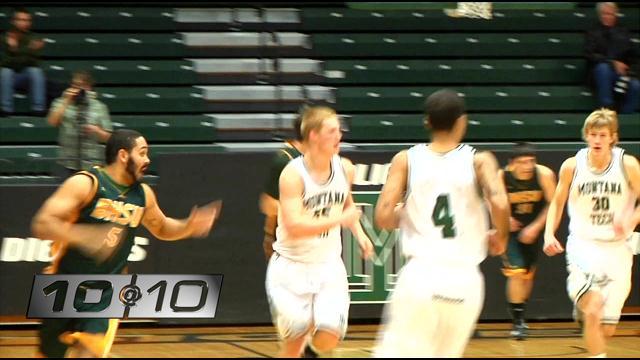 Montana Tech Basketball Hosts Black Hills State Abc Fox
