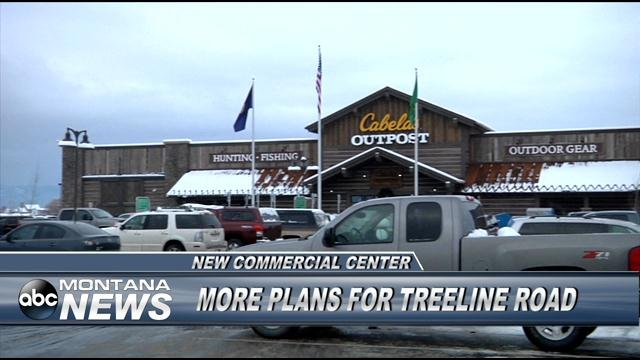 Petsmart and michaels plan to join kalispell 39 s cabela 39 s for Cabela s kalispell