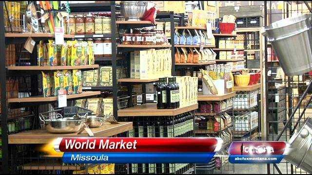 World Market Has Grand Opening In Missoula Abc Fox Montana Local News Weather Sports Ktmf Kwyb