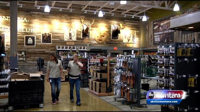 Cabela S Prepares To Open 57th Store In Missoula Abc Fox