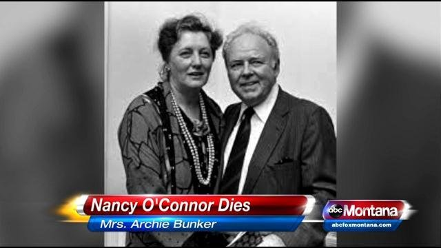 Real Life Misses Archie Bunker Passes Away Abc Fox Montana Local News Weather Sports Ktmf Kwyb