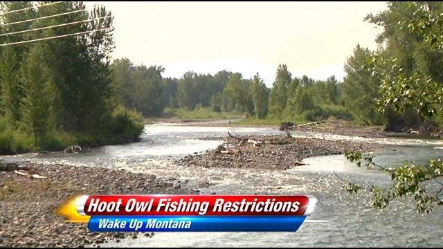 Fishing restrictions coming soon for madison gallatin for Gallatin fishing report