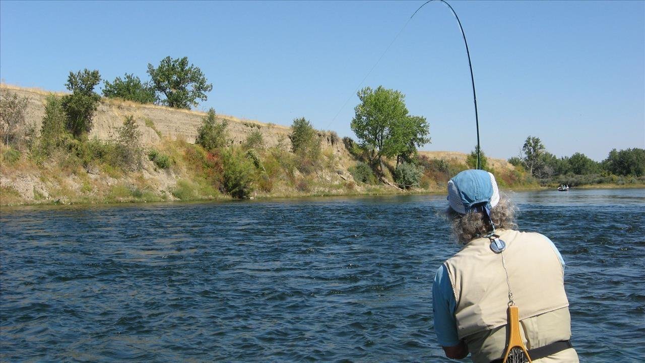 Montana Fishing Film Fest Coming To Um Swx Right Now