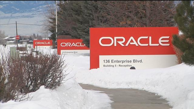 Oracle Bozeman Building
