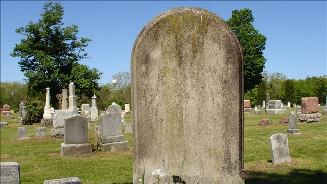Tombstone (Stock MGN photo)