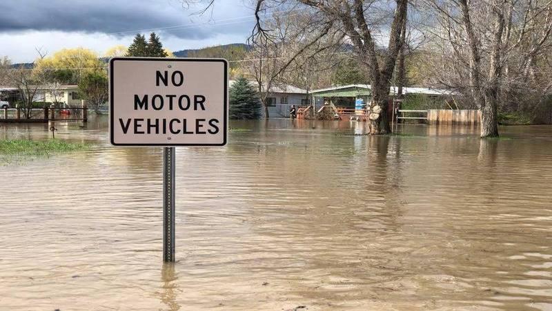 Flooding In Missoula